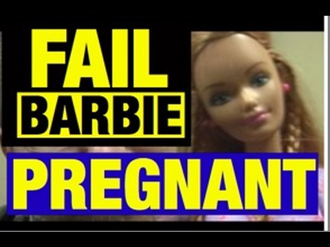 Pregnant Barbie Doll Funny Video Review Mike Mozart of Funny @JeepersMedia Video Channel on YouTube