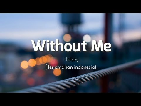Download Halsey - Without Me s  Mp4 baru