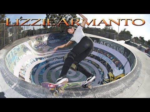 "Lizzie Armanto's ""Fire"" Part"