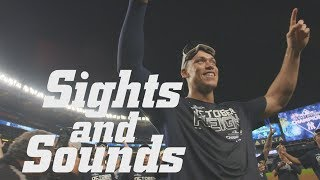Sights & Sounds: A.L. East Champions | New York Yankees