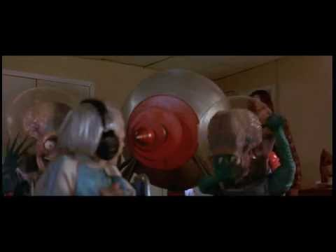 Indian Love Call in Mars Attacks!