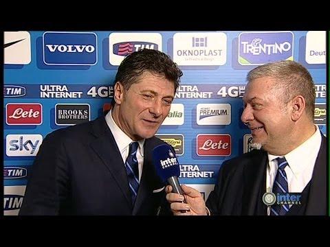 INTERVISTA WALTER MAZZARRI POST INTER-MILAN