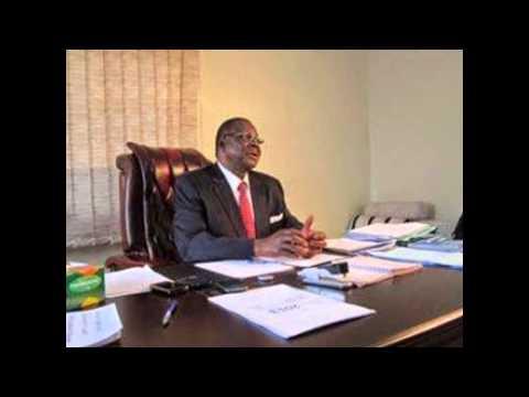 Professor Arthur Peter Mutharika- President of the Republic of Malawi