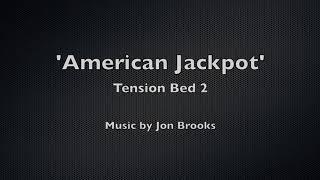 🎵 American Jackpot Tension Bed 2 | Jon Brooks Music (Game Show Music)