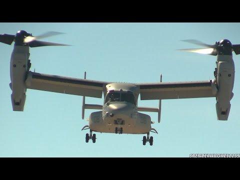 MV-22 Osprey Demo @ 2014 MCAS MIRAMAR AIR SHOW