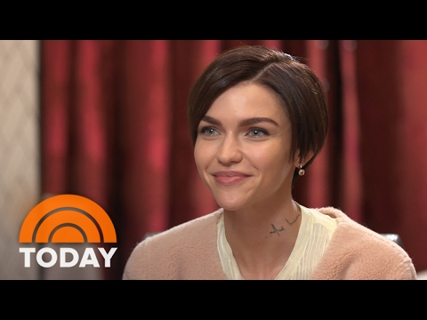 'Orange Is The New Black' Star Ruby Rose: ?All Of My Dreams? Are Coming True | TODAY