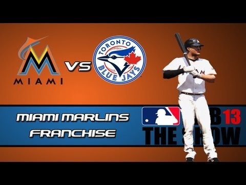 MLB 13 The Show Franchise Mode: Miami Marlins - Blockbuster Deals [Y2G53 EP13]