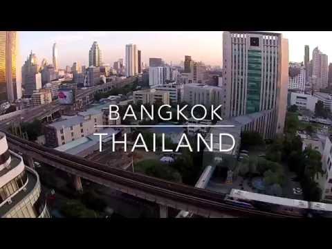 Thailand Trip 2016 by Drone!