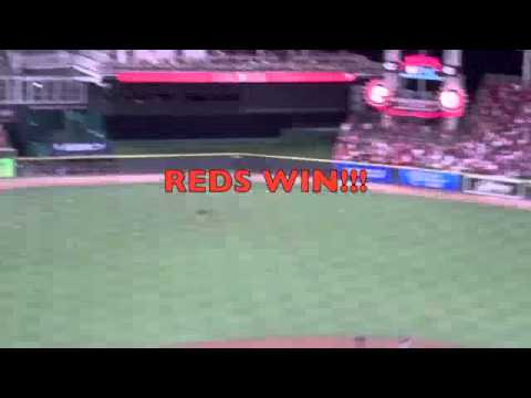 Drew Stubbs Walk off Homer 07-24-11