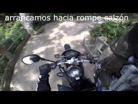 Bogota - Tobia en Moto. XTZ 250 #PoderEnduro @pipemotorbike