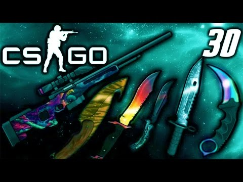 Minecraft PvP Resource Pack: CSGO 3D ULTRA, BEST CSGO PACK