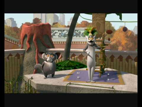 Penguins Of Madagascar - I Like To Move It Feat. King Julien video