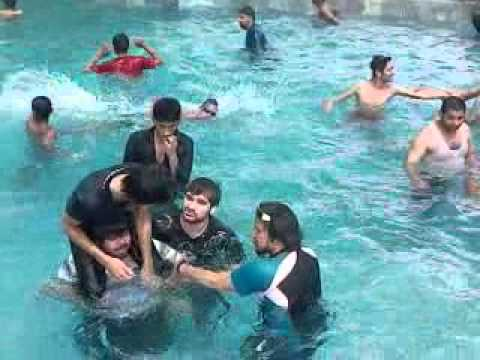 Faisalabad MMS scandal in Swiming Pool