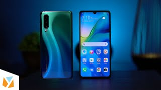 Huawei P30 Unboxing and Hands-On