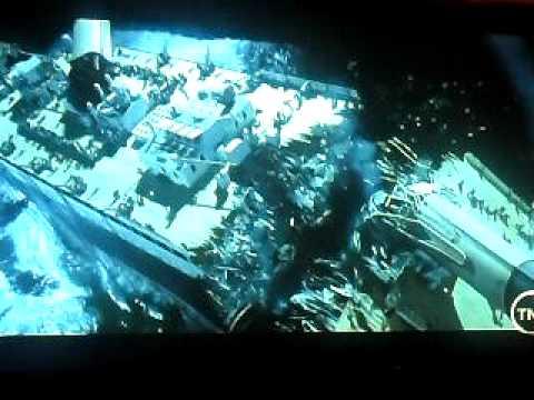 Titanic the sinking youtube