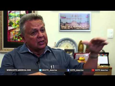 Commodity prices hurt Brazil's export economy