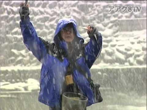 アアク8TV水中映像×Goovie 岐阜県の魚類12 冬の魚2