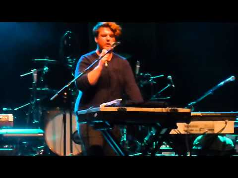 Chad Valley - Evening Surrender + Up & Down (Dublin 2012)