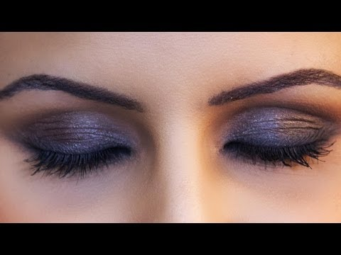 5 - Min Smokey Eye Makeup For Beginners - Makeup How To - Glamrs