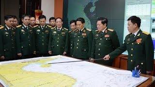 """Bức ảnh chụp bên trong BQP VN khiến mạng TQ """"chột dạ"""" (410)"""