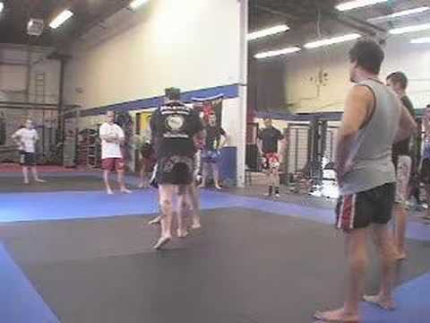 Muay Thai Clinch Moves 2,3 & 4 Image 1