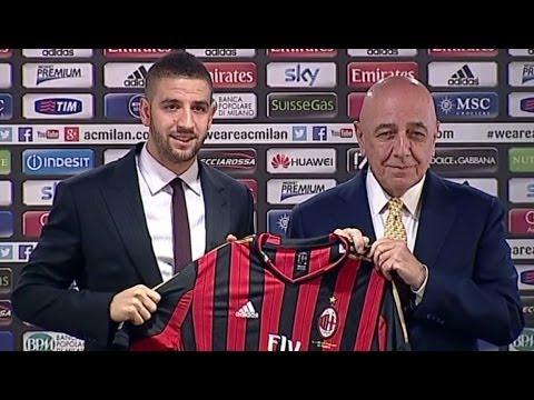 AC Milan | Taarabt: 'Dimostrerò il mio valore con il Milan' (with subtitles)
