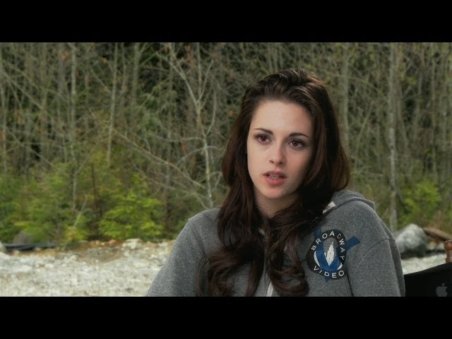 The Twilight Saga Breaking Dawn - Part 2 Featurette