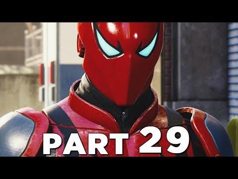 SPIDER-MAN PS4 Walkthrough Gameplay Part 29 - HACKING (Marvel's Spider-Man)