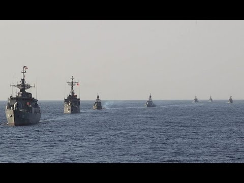 Iran sending armada of War ships towards Yemen alarming US officials