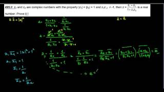 495 complex numbers blue book