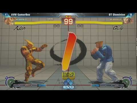 Evo2K12 - Super Street Fighter 4 Arcade Edition Ver. 2012 - Day Two - Finals