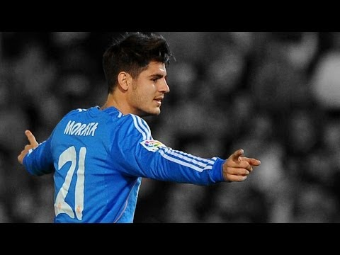 Alvaro Morata | Goals and Skills | Real Madrid and Castilla