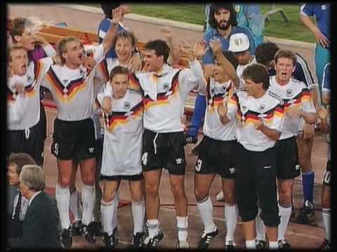 Hq Gianna Nannini Edoardo Bennato Un Estate Italiana Weltmeister Deutschland 1990