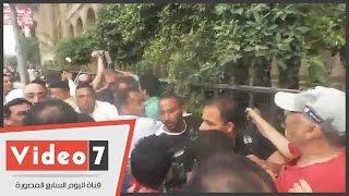 اليوم السابع| لحظة الاعتداء على خالد داود عضو مجلس نقابة الصحفيين