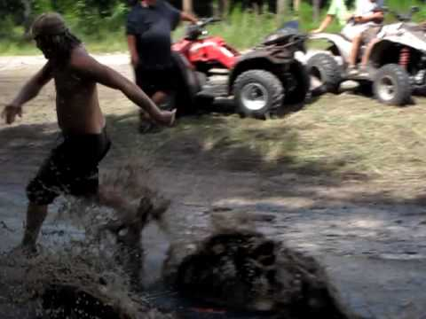 Wake Skate vs. Mud Hole HORSE HOLE INGLIS FL.