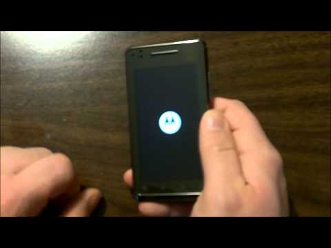 Video: Tutorial - Installing Motorola Drivers and RSD Lite to Flash SBF files