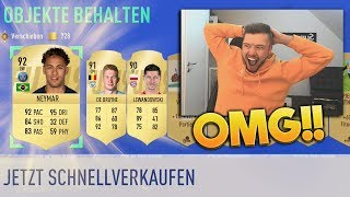 FIFA 19: Walkout in jedem Pack 🔥🔥 Pack Opening