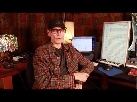 Steve Vai - February 2013 Updates video
