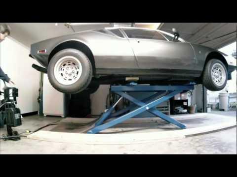 Как сделать подъемник для автомобиля своими руками