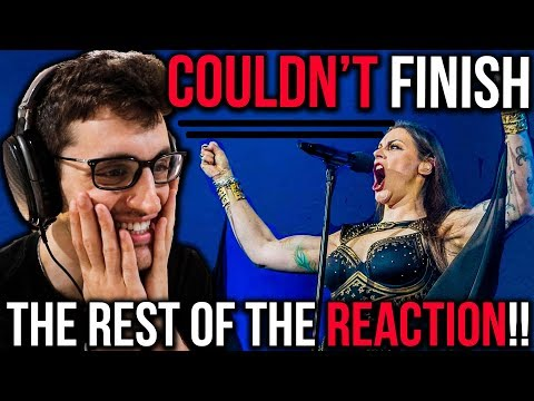 "Y'all Set Me Up!!! | NIGHTWISH - ""Élan"" (OFFICIAL VIDEO) REACTION!!"