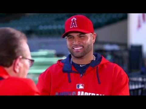Albert Pujols on