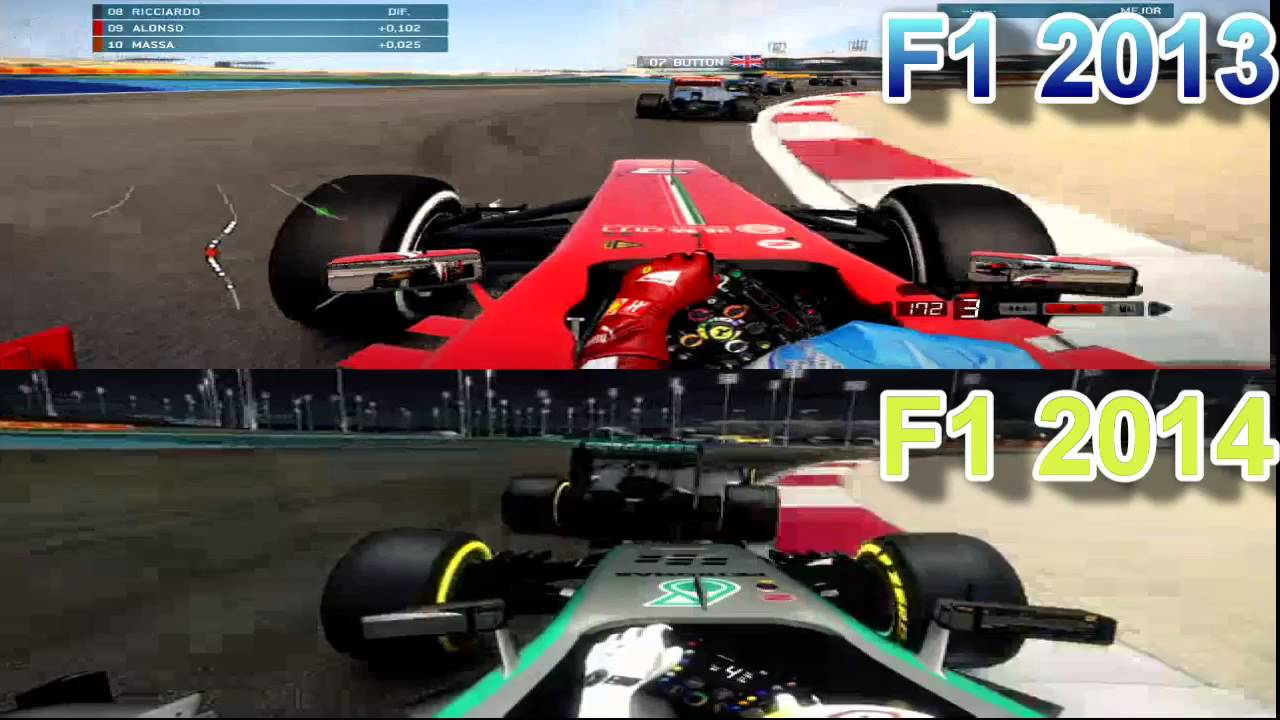 analisis f1 2014 trailer codemasters ps3 xbox 360 pc hd youtube. Black Bedroom Furniture Sets. Home Design Ideas