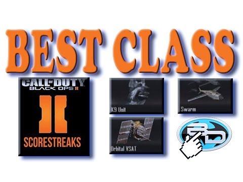 Bo2 Best Class Setup for High Scorestreaks (82 -2) - Black Ops 2 Gameplay