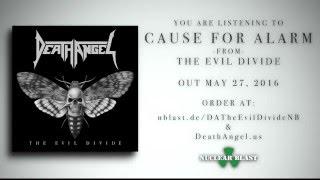 DEATH ANGEL - Cause For Alarm (audio)