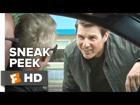 Jack Reacher: Never Go Back Official Sneak Peek #1 (2016) - Tom Cruise Movie HD