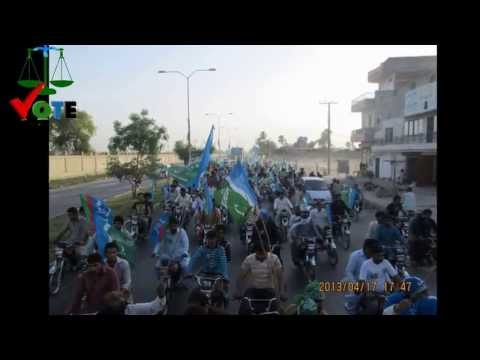 Tarazu RalliesIslamabad PeshawarKarachi-New Election Song