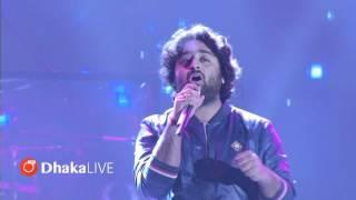 Tum hi ho - Arijit Sing Live in Dhaka