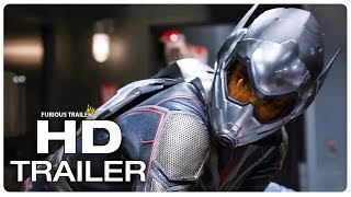 ANT MAN AND THE WASP Funny Scenes Trailer (NEW 2018) Ant Man 2 Superhero Movie HD