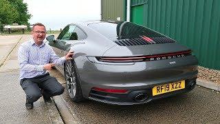Tony Bought A New Porsche 992!