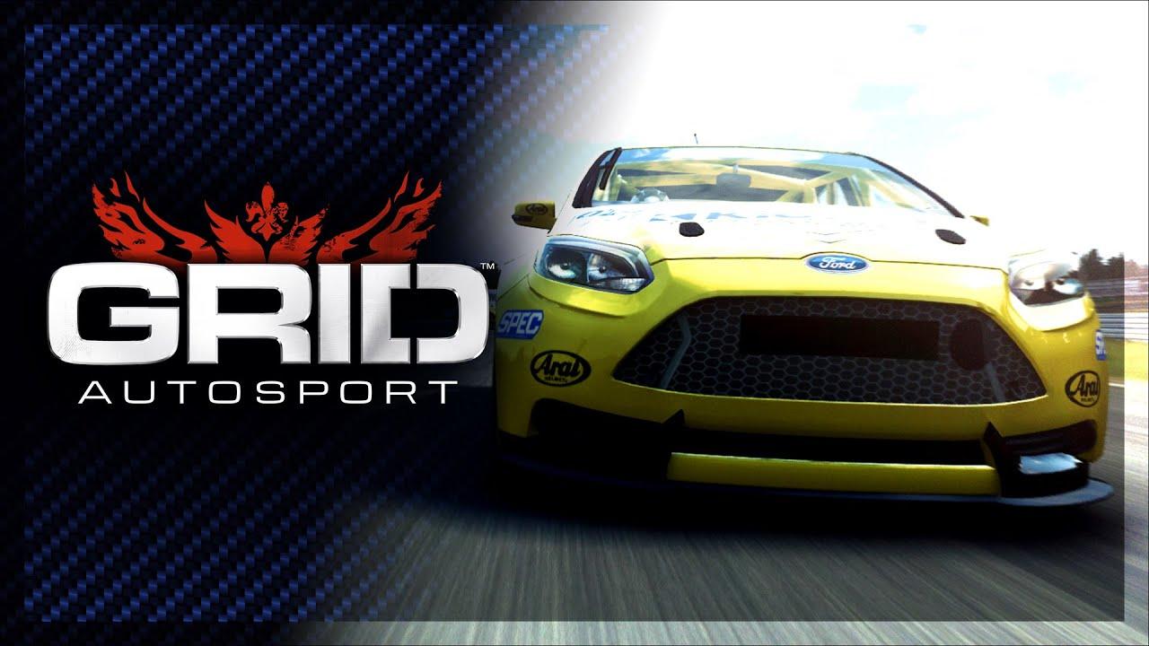 Discipline Focus Touring Grid Autosport Youtube